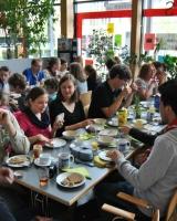 Bericht und Fotos zum 1. Fairen Frühstück Thumbnail