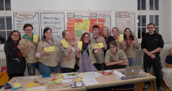 DPSG Wetzlar: Beschluss durch die Stammesversammlung Thumbnail