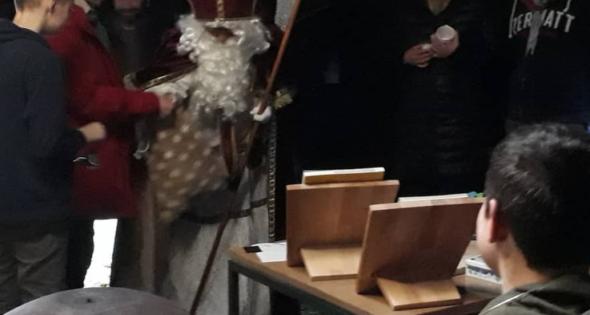 Weihnachtsbasar mit Fairen Backmischungen, Stammesaktion 2018 Thumbnail